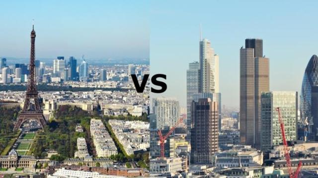 The Match! Paris vs London