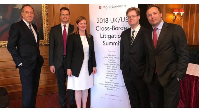Event Insight: UK/US Cross-border Litigation Summit