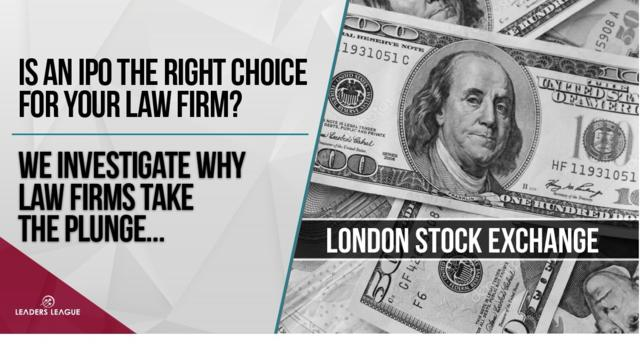 DWF Goes Public: Anatomy of a Law Firm IPO