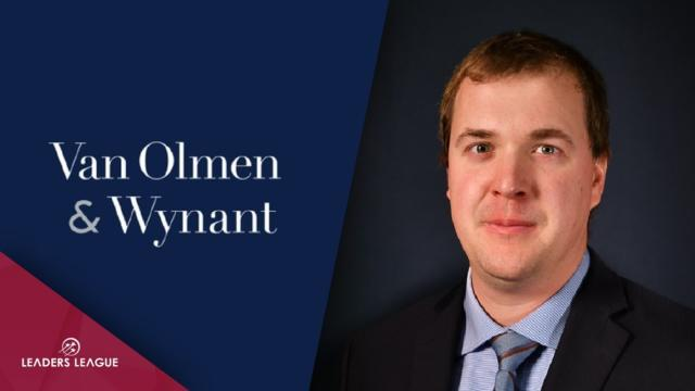 Boutique firm Van Olmen & Wynant Strengthens Corporate Team