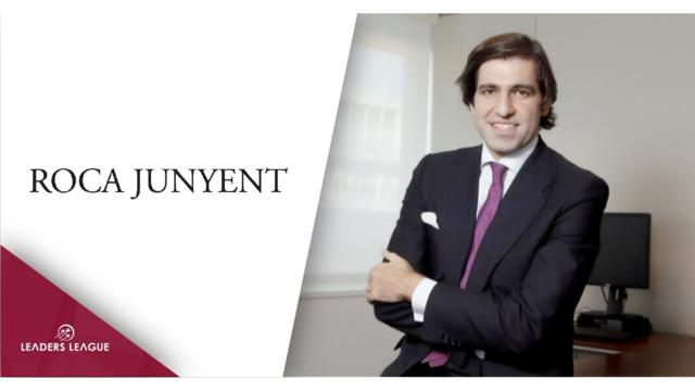 Roca Junyent's Carlos Blanco: 'New funds are entering the Spanish market'