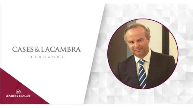 Cases & Lacambra Hires Pablo Echenique From Alfanar Energia España
