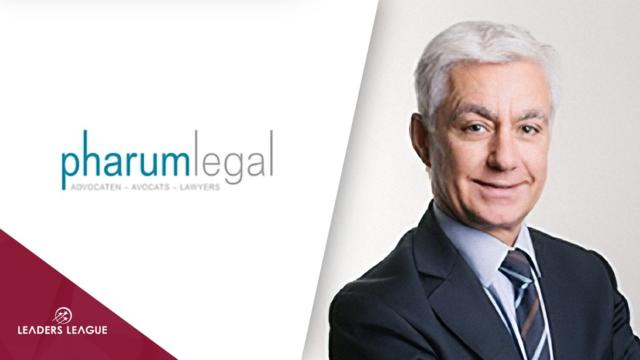 Pharumlegal Recruits Marc Picat to Boost Its EU law practice
