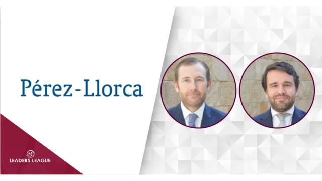 Pérez-Llorca Recruits José Azqueta and Dídac Severino as Partners