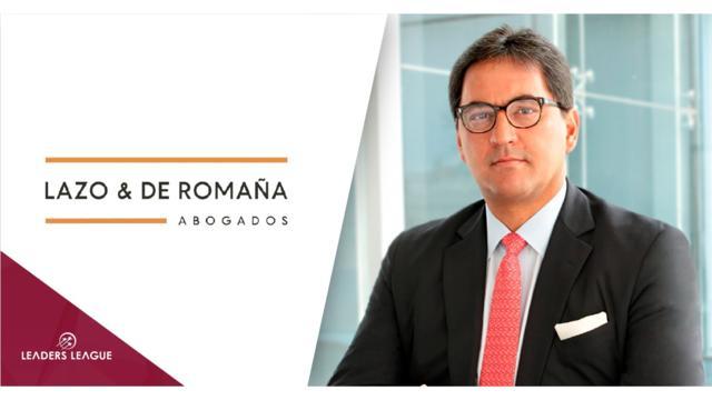 Lazo & De Romaña Nominates New Partner