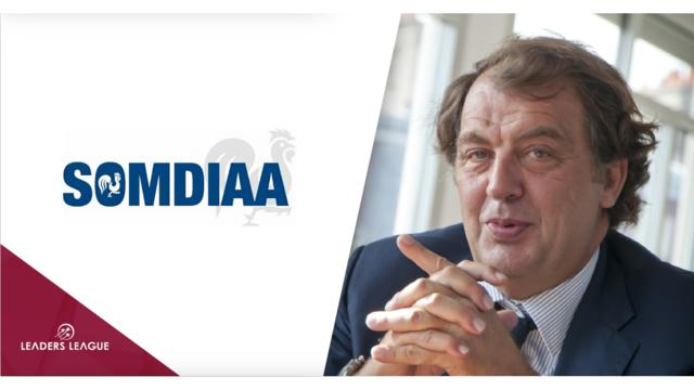 """Alexandre Vilgrain (SOMDIAA) """"The primary objective? For Africa to feed itself"""""""