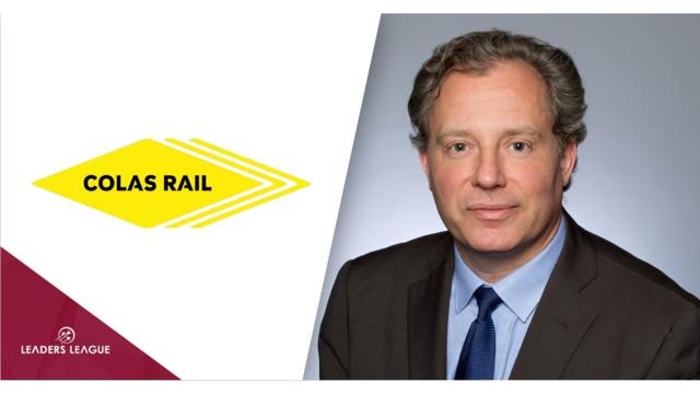 """Frédéric Priest (Colas Rail): """"Facilitating access to sustainable transport solutions for Africans is essential"""""""