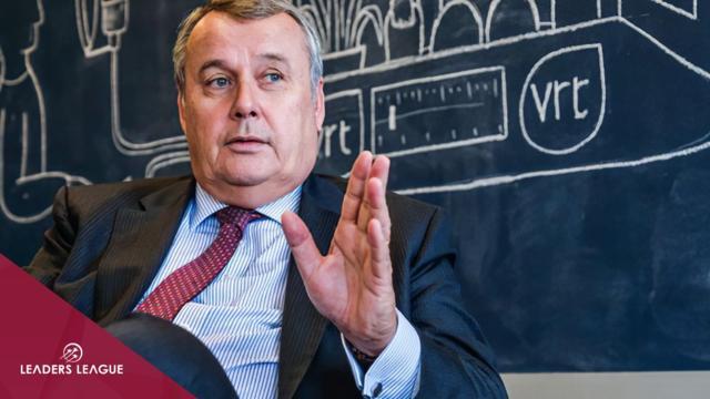 VRT CEO Will Not Head Belfius