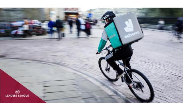 Deliveroo sued in Belgium