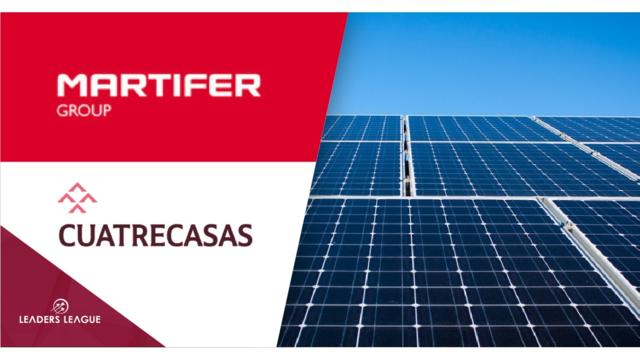 Martifer Sells Six Spanish Solar Farms to Finerge for €23.5m
