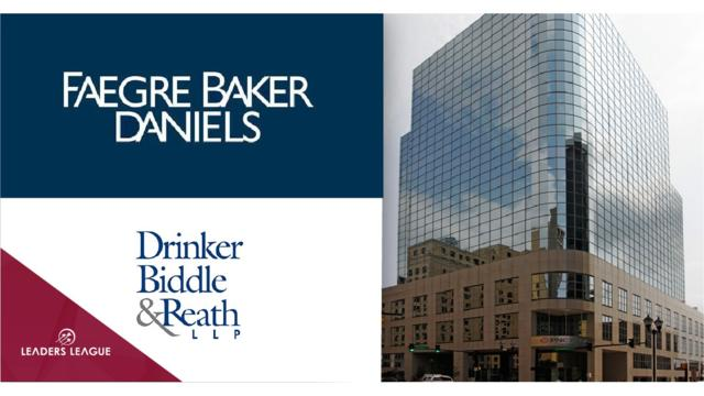 Faegre Baker Daniels and Drinker Biddle & Reath merge