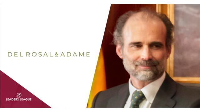 Del Rosal & Adame Recruits Iñigo Segrelles de Arenaza as Partner
