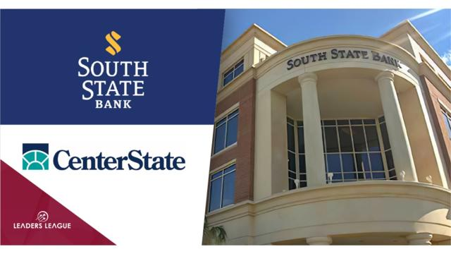 South State Bank and CenterState Bank in $6 billion merger