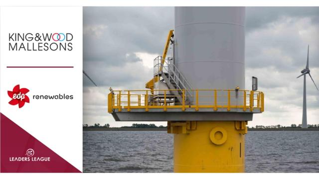 EDPR and ENGIE Establish Offshore Wind Joint Venture