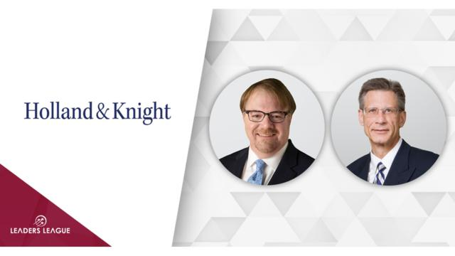 Holland & Knight recognized for military pro bono work