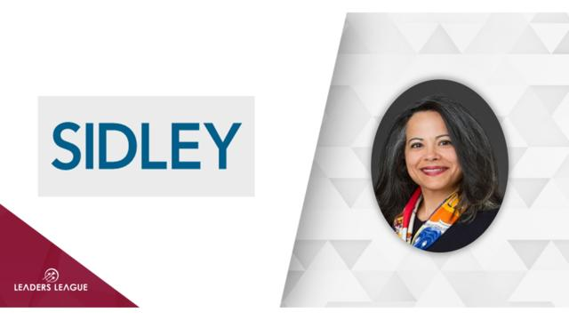 Sidley appoints María D. Meléndez as chief diversity officer