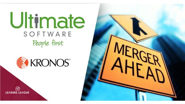 Ultimate Software and Kronos in $22bn merger