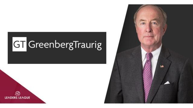 Greenberg Traurig recruits former US Congressman Rodney Frelinghuysen