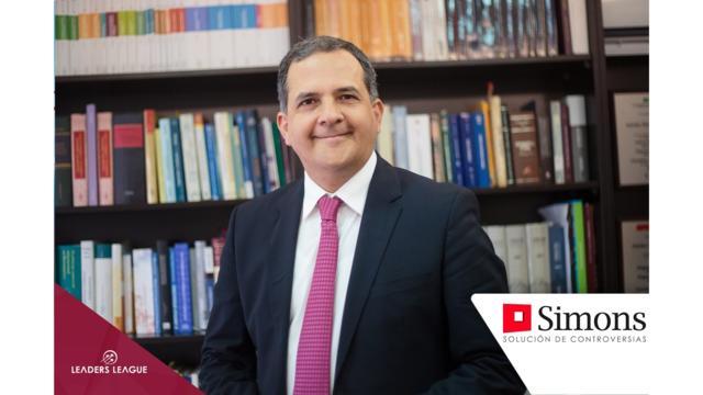 Interview with Adrian Simons, founding partner at Simons Solución de Controversias
