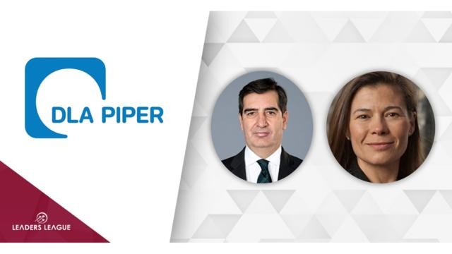Zapata named DLA Piper Spain head, with Menor becoming global employment chief