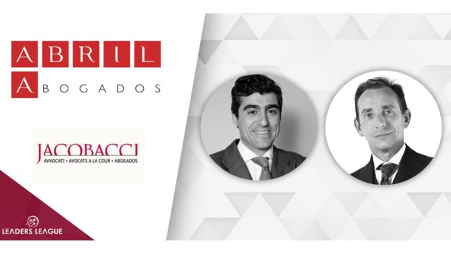 Spanish IP firm Abril Abogados merges with Italy's Jacobacci & Partners