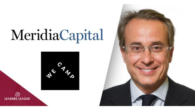 Meridia Capital Partners launches WeCamp joint venture