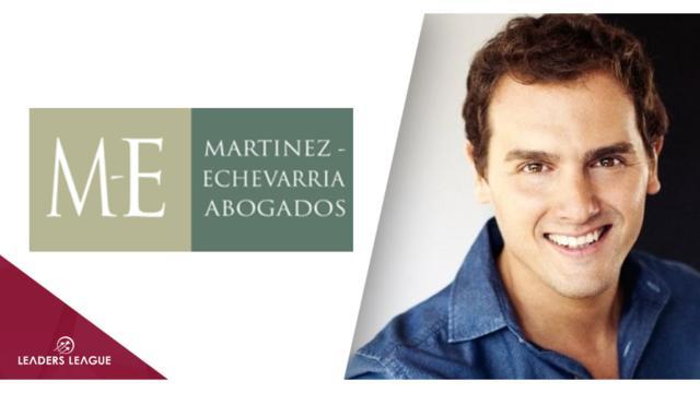 Former Ciudadanos leader Albert Rivera to join Martinez-Echevarria