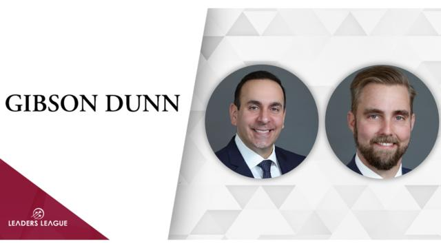 Gibson Dunn hires two Kirkland & Ellis private equity partners