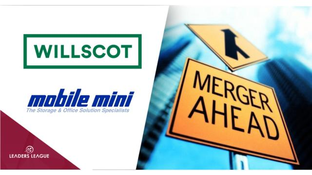 WillScot and Mobile Mini in $6.6bn merger