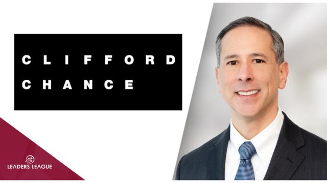 Clifford Chance hires partner Peter J. Mucchetti from US Department of Justice