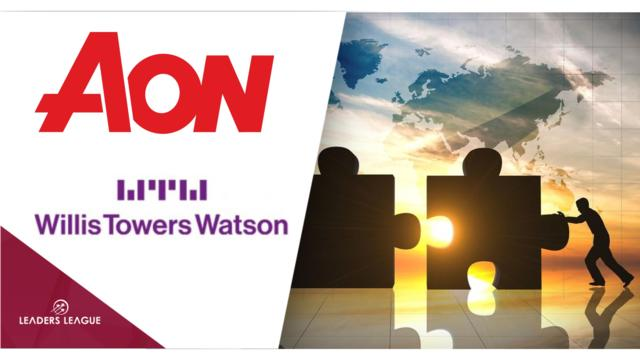 Aon buys Willis Towers Watson for $30bn