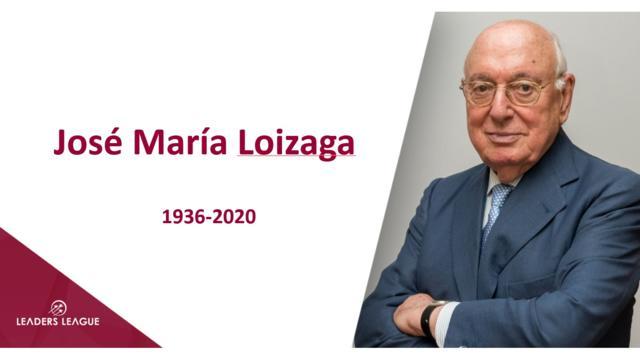 Spanish private equity pioneer José María Loizaga falls victim to coronavirus