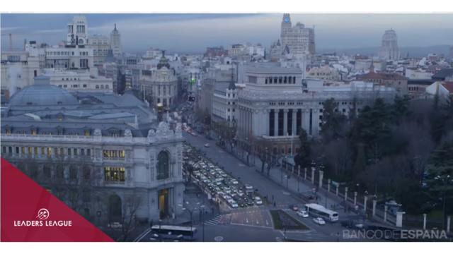 Economic shock 'should be temporary', says Spain's central bank