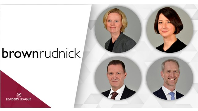 Brown Rudnick bolsters its restructuring team in Europe