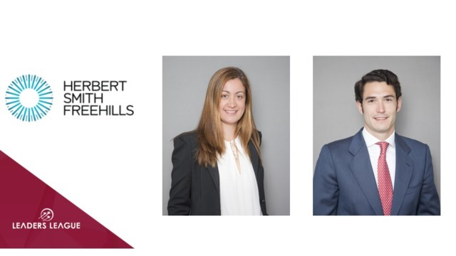 Herbert Smith Freehills' Madrid office appoints two new partners