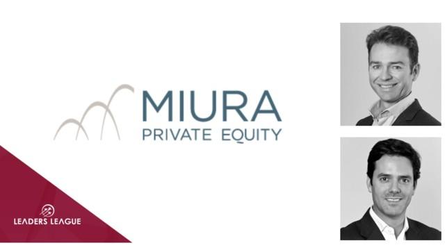 Miura appoints Jordi Alegre as managing partner and Fernando Clúa as partner