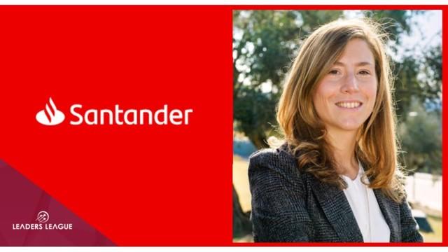 Banco Santander's Gloria Sánchez: Keeping a cool head in tough times