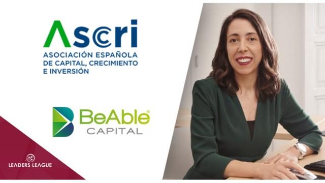 Spanish private equity association ASCRI appoints BeAble Capital's Almudena Trigo to board