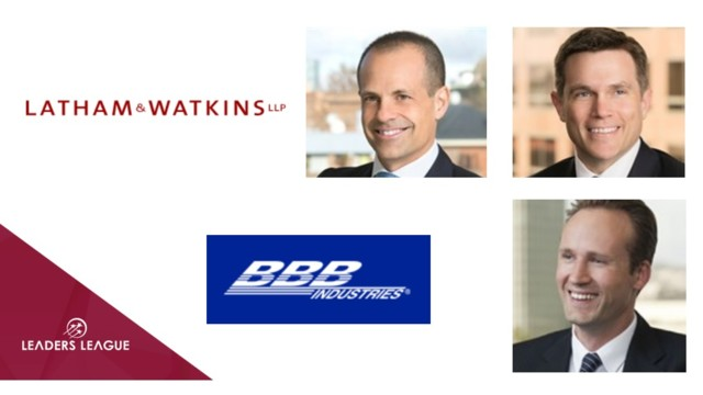 BBB Industries advised by Latham & Watkins on acquisition of Spain's Metalcaucho
