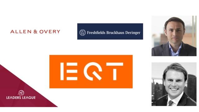 EQT acquires majority stake in Spain's Freepik