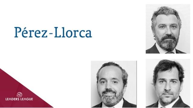 Dentons' Spain managing partner Jesús Varela leads three-partner team joining Pérez-Llorca