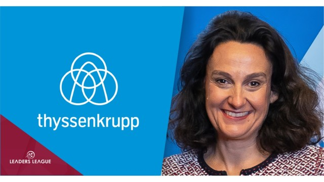 """Claudia Pappas (Thyssenkrupp): """"China represents a big challenge in terms of detecting infringement"""""""