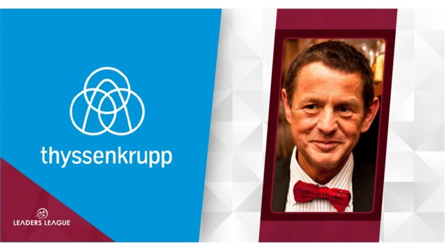 """Stefan Wolke (Thyssenkrupp): """"It's very important for us to participate in the right IP pools"""""""