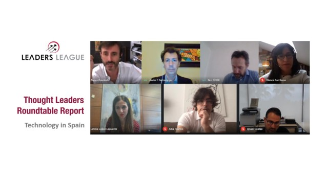 Thought Leaders Roundtable Report: Technology in Spain