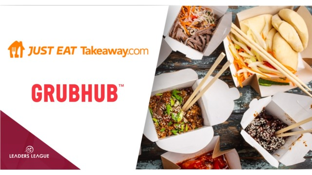 Analysis: Just Eat Takeaway buys Grubhub for $7.3 billion