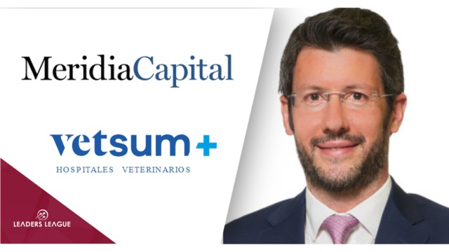 Meridia Private Equity invests in Spain's Vetsum