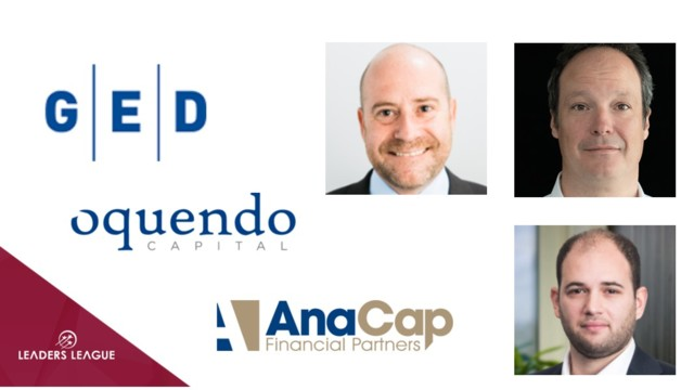 GED and Oquendo agree GTT sale to AnaCap