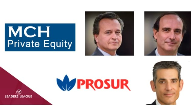 MCH Private Equity acquires 30% of Spain's Prosur for €300m