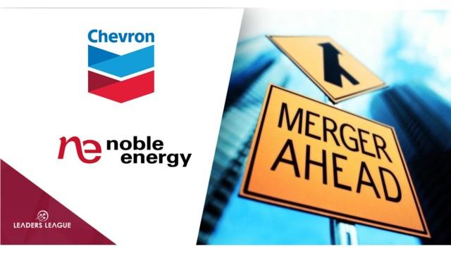 Chevron buys Noble Energy for $5bn