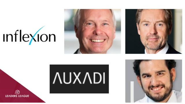 Inflexion acquires 40% stake in Auxadi